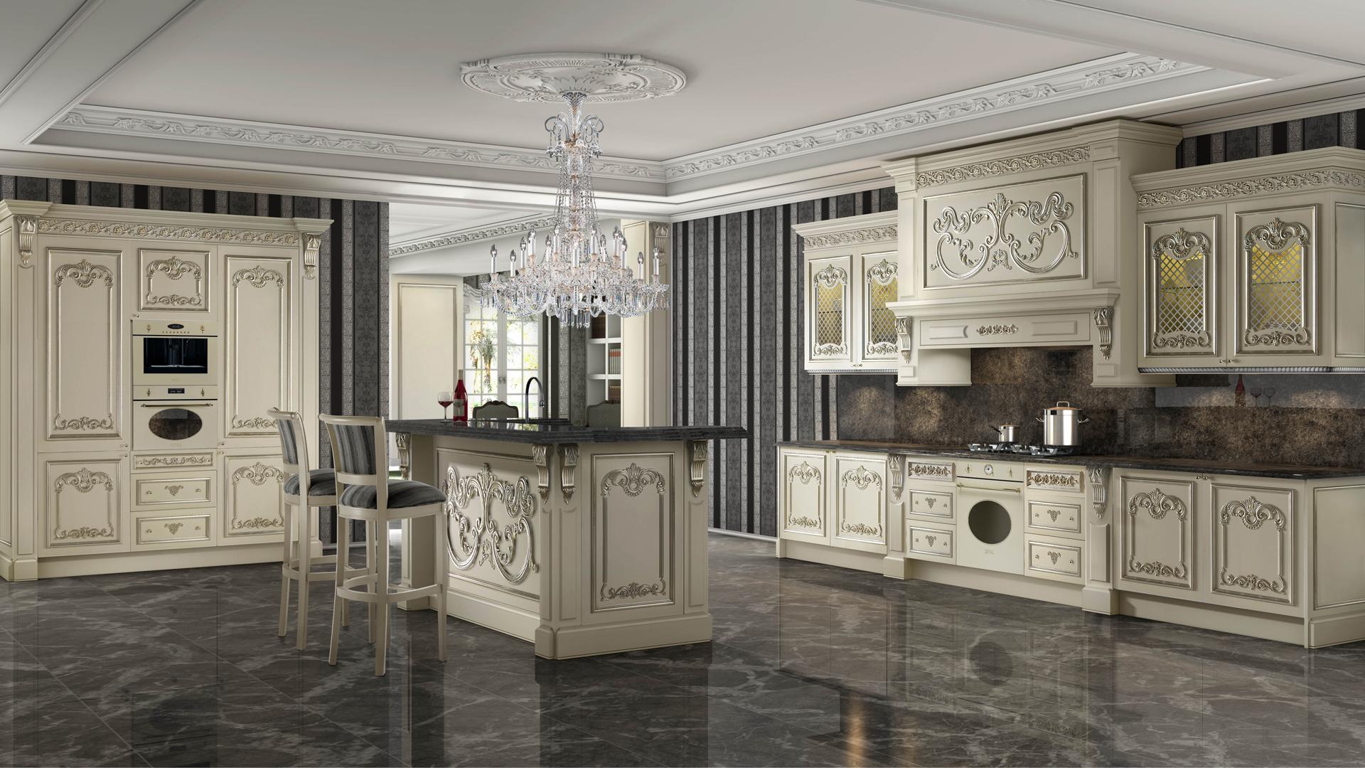 Hermitage - Muebles de Lujo Picó - Pico Luxury Furniture