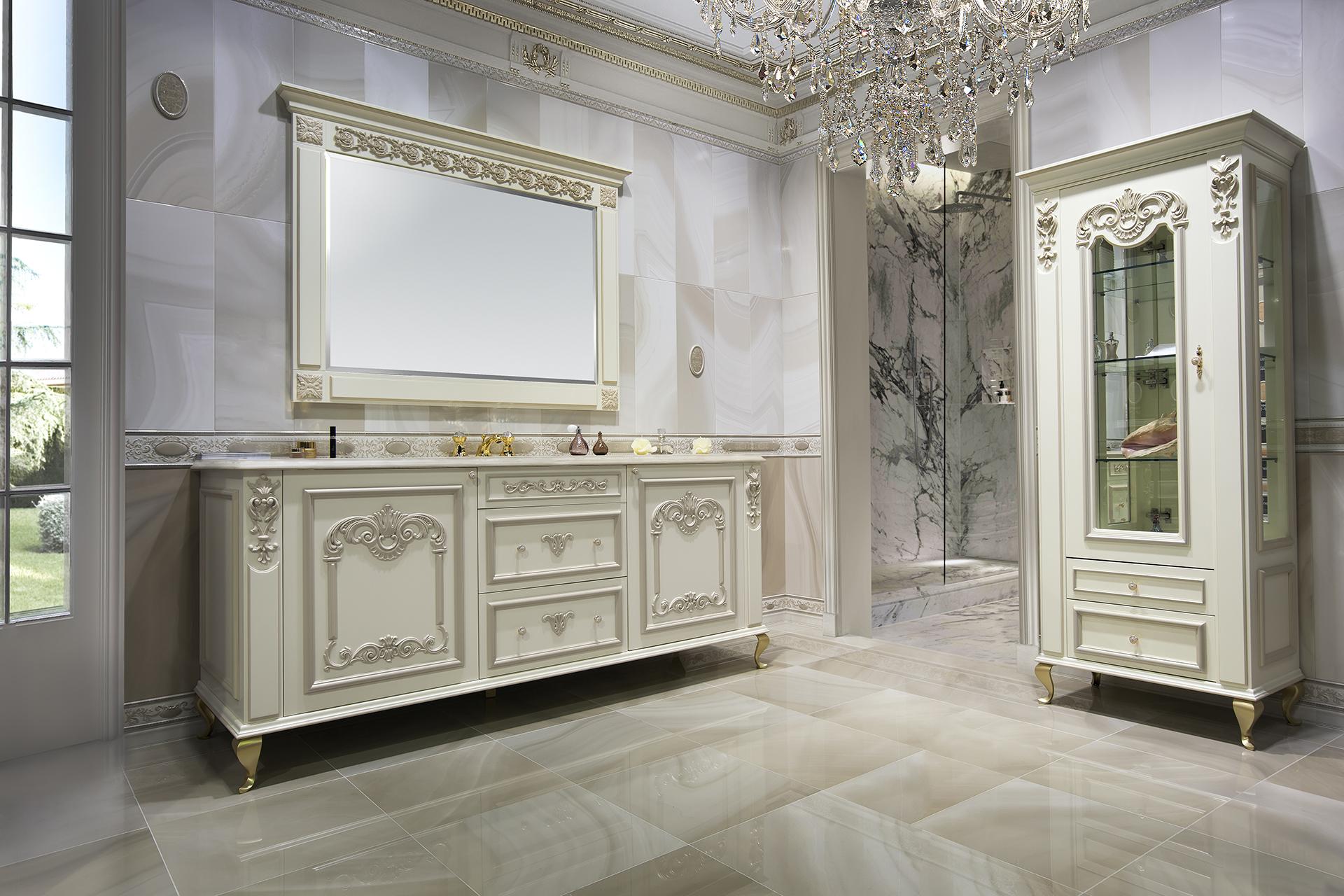 Ba os muebles de lujo pic pico luxury furniture - Muebles de bano de lujo ...